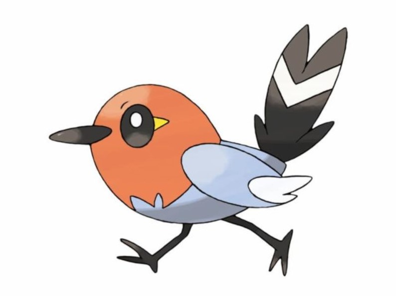 how to catch fletchling in pokemon go