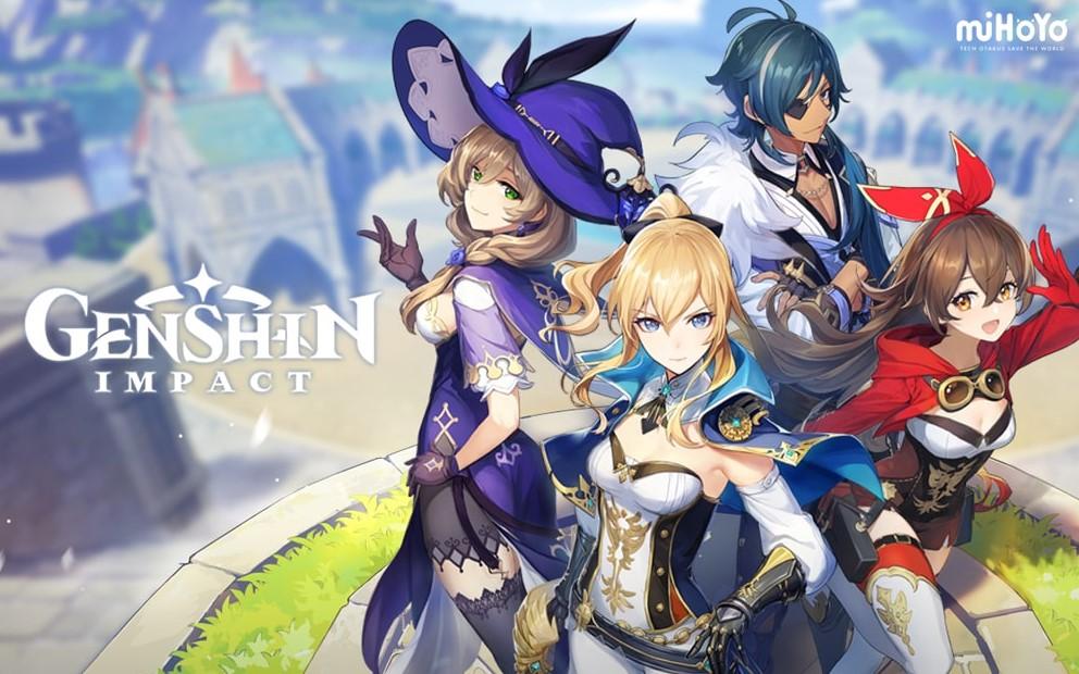 nintendo switch genshin impact release date
