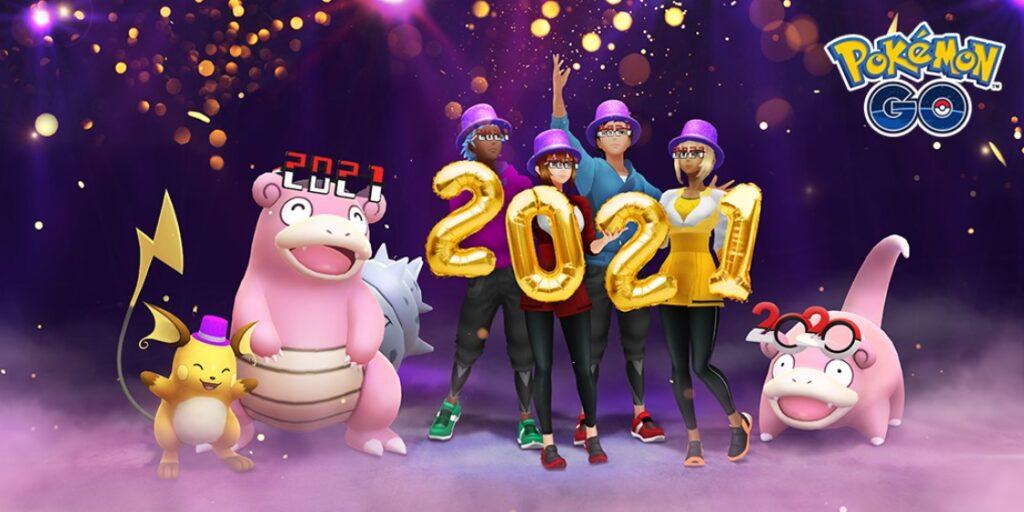 pokemon go january 2021