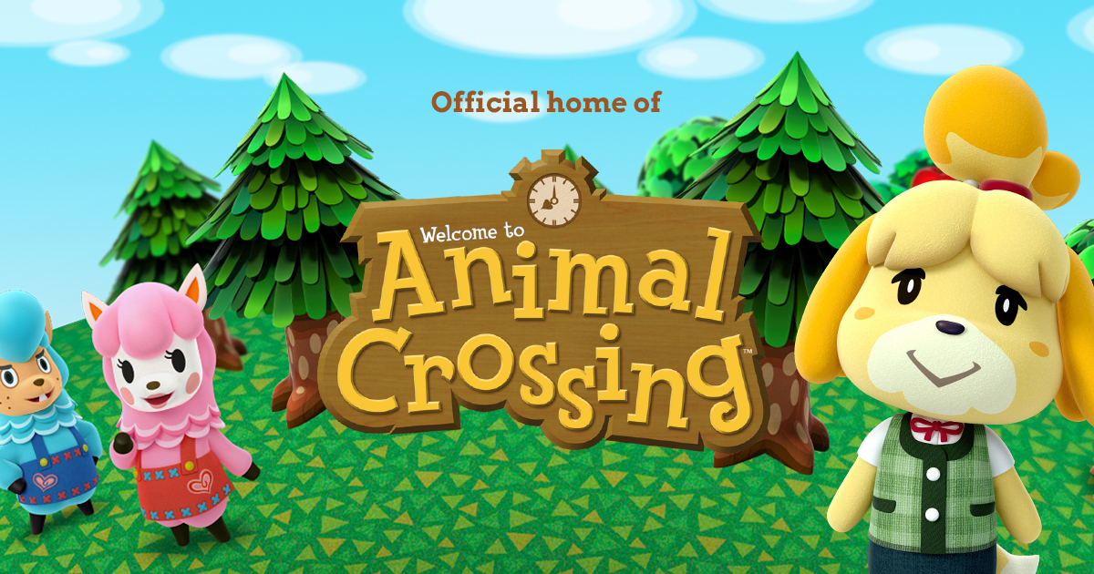 Animal Crossing George Orwell