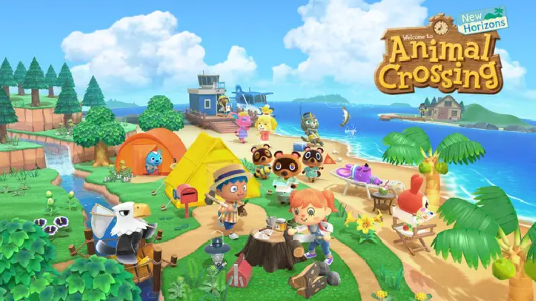 Animal Crossing TV at 3 AM