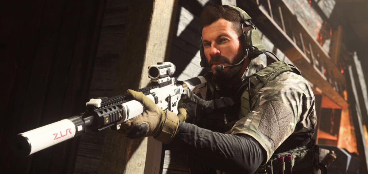 Call of Duty Modern Warfare Update 1.32