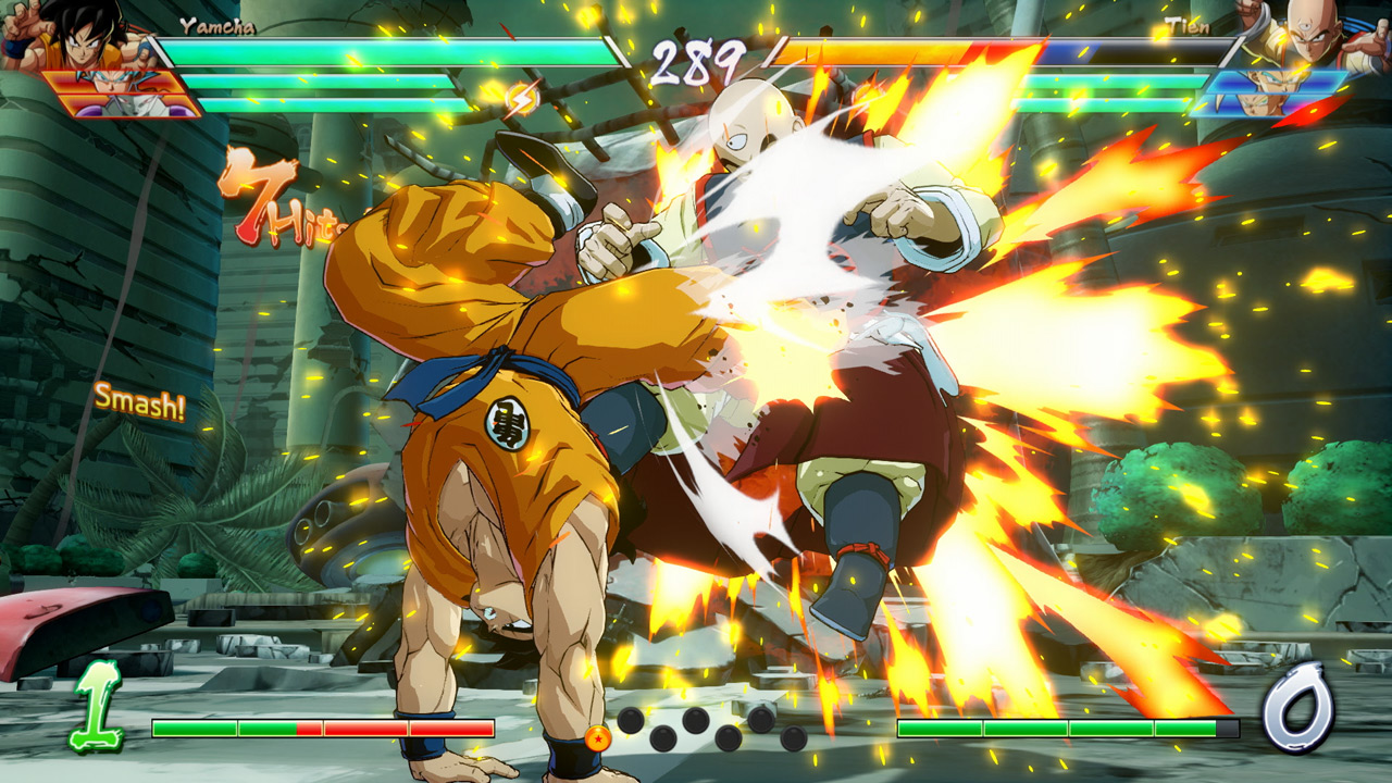 Dragon Ball FighterZ Patch Notes 1.26