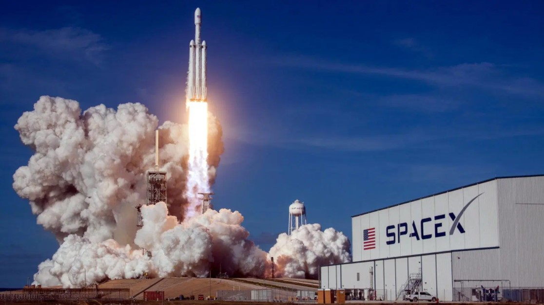 Elon Musk has no issue for using SpaceX Name and Logo in Gaming