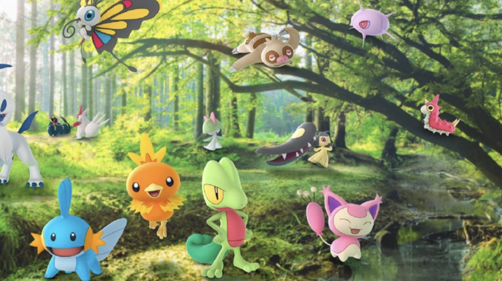 February Pokemon Go Events 2021
