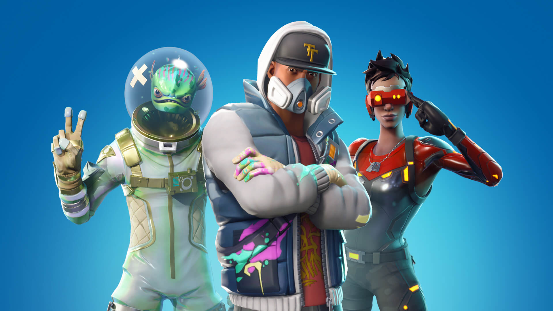 Fortnite Update 3.01 Patch Notes