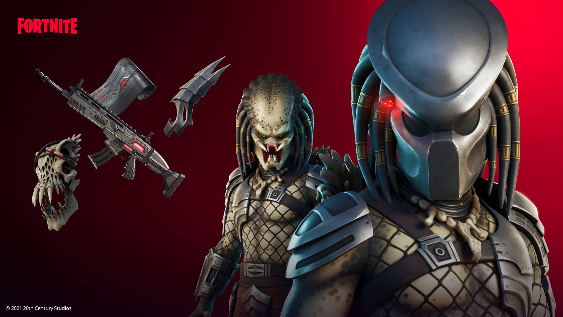 How to Defeat Predator in Fortnite