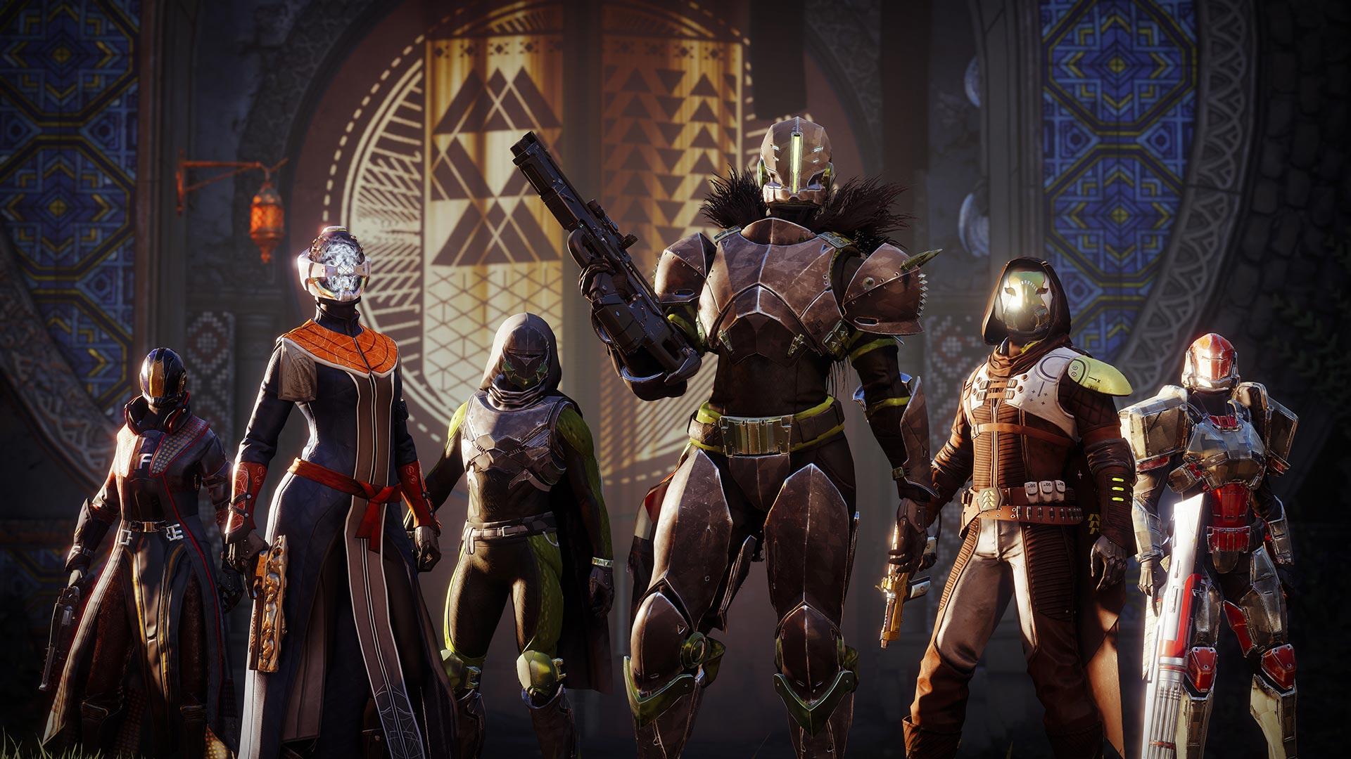 Light From Darkness Mod in Destiny 2