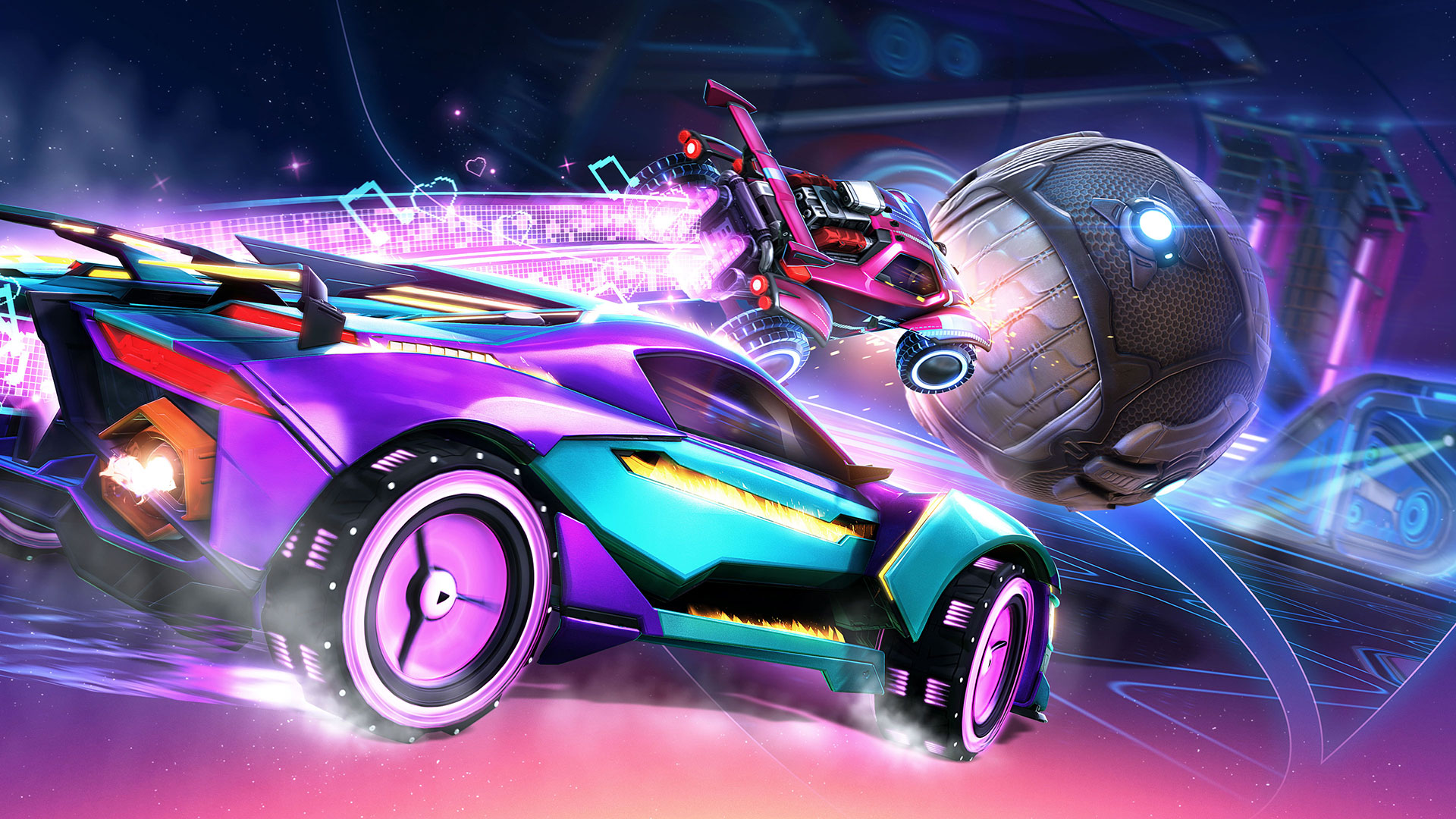 Rocket League Update 1.90 Patch Notes
