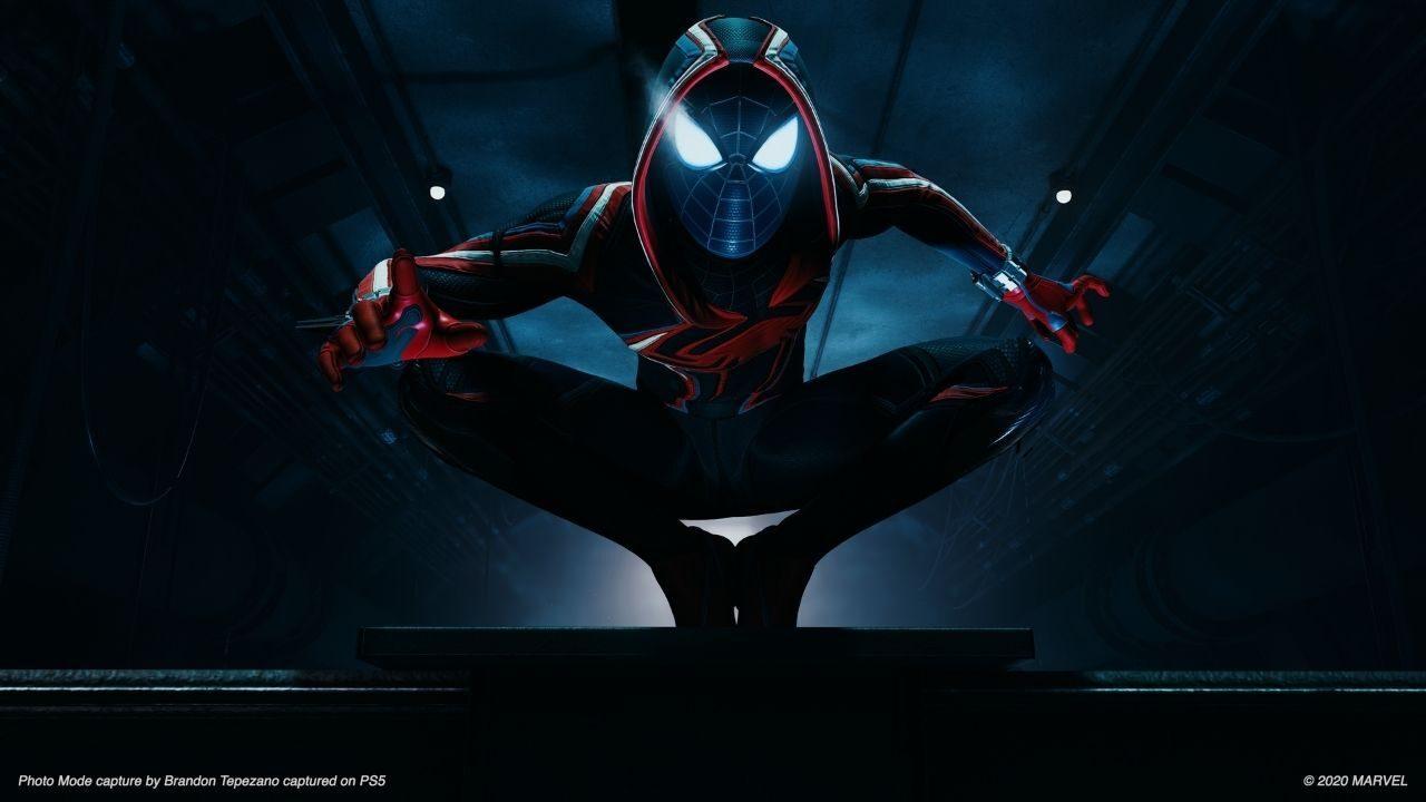 Spider Man Miles Morales Update 1.08