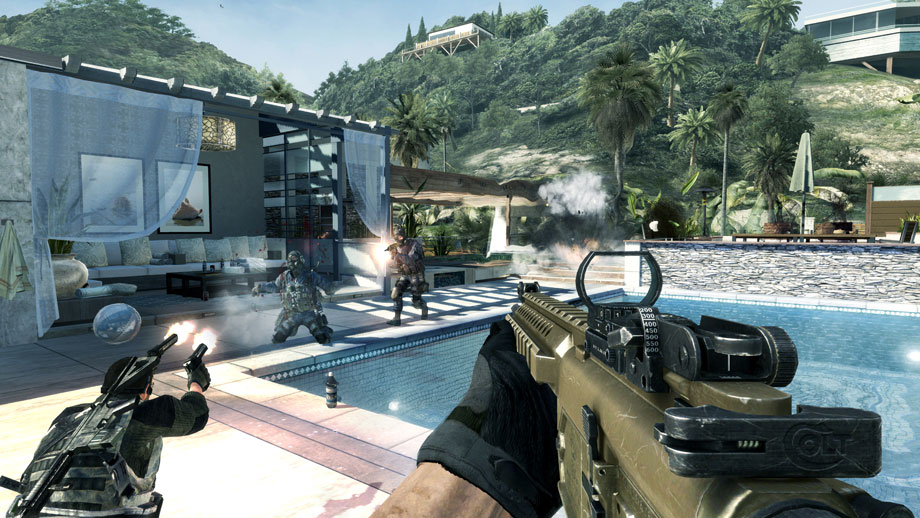 Why Sledgehammer is not making Call of Duty MW3 Hammer?