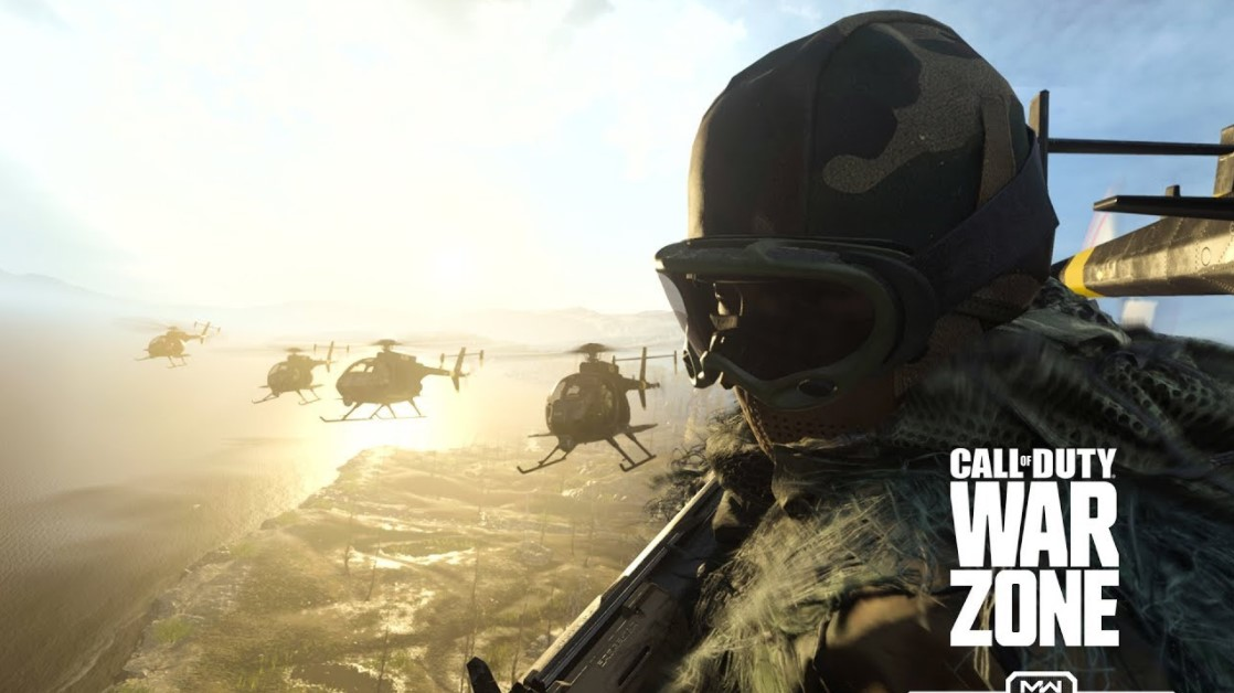 call of duty warzone update