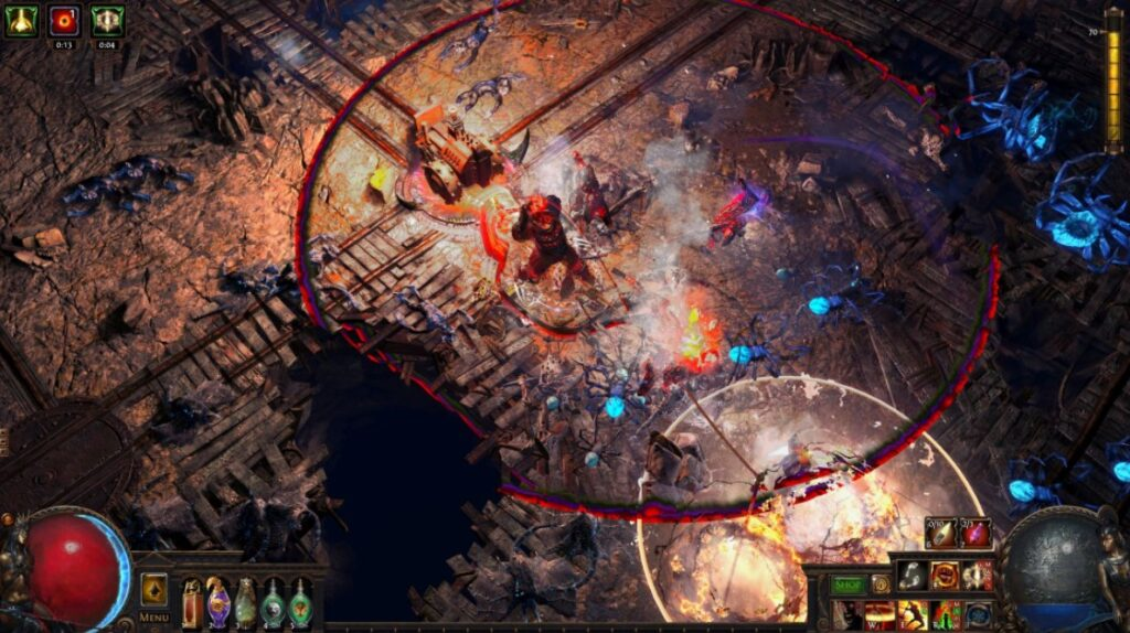 path of exile update 1.70