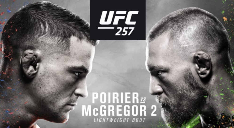 ufc 257 time south africa