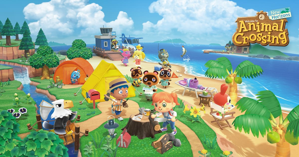 Animal Crossing New Horizons March Fish & Bugs
