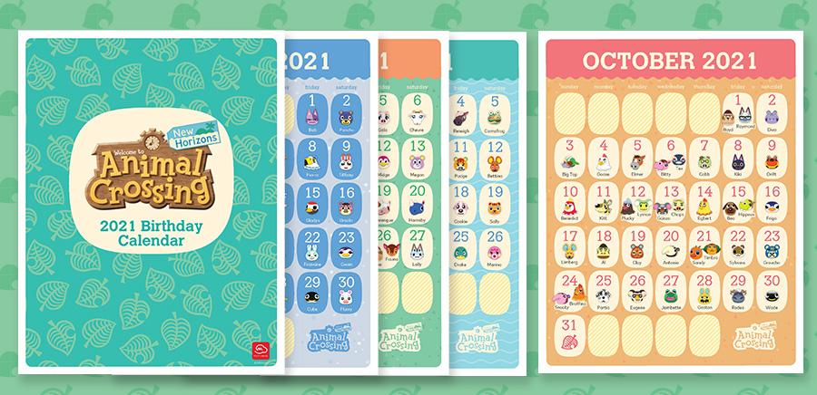 Animal Crossing Villager March Birthdays 2021