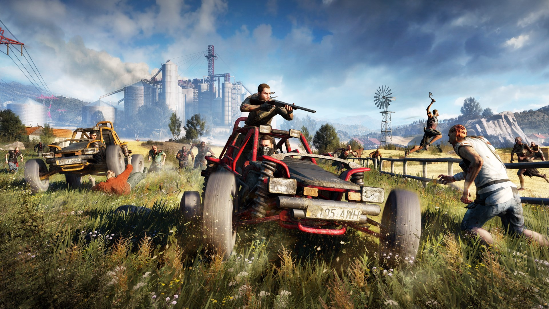 Dying Light 1.31 Update Patch Notes