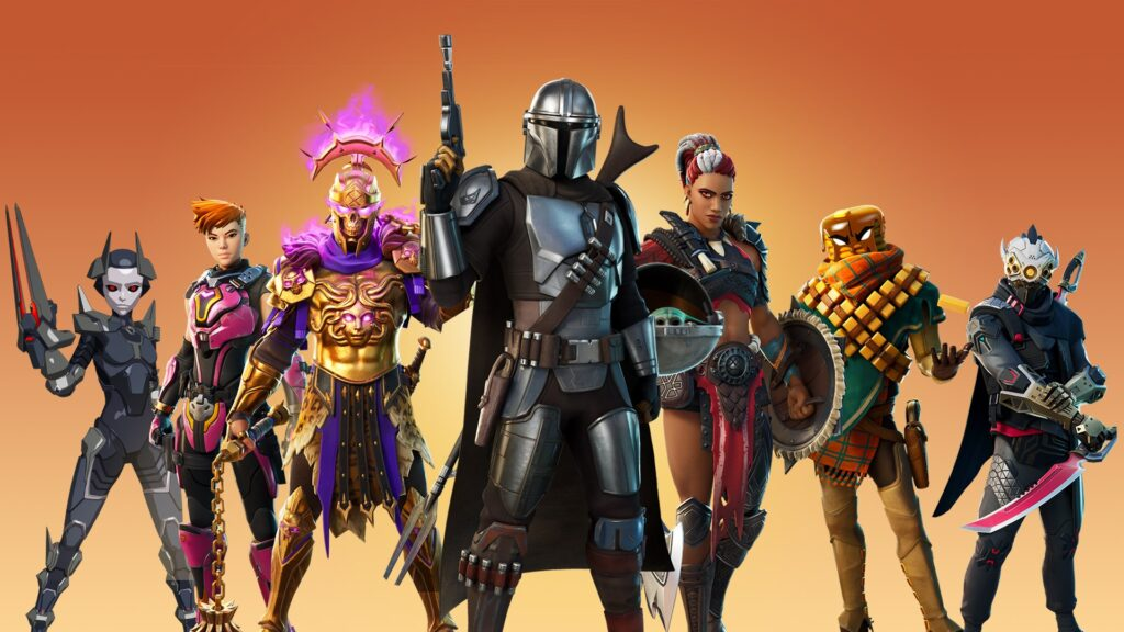 Fortnite Update 15.30 Patch Notes