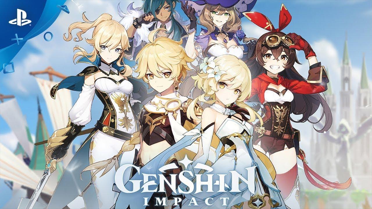 Genshin Impact Lantern Riddle