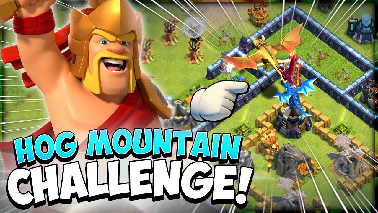 How to Win Hog Mountain Challenge