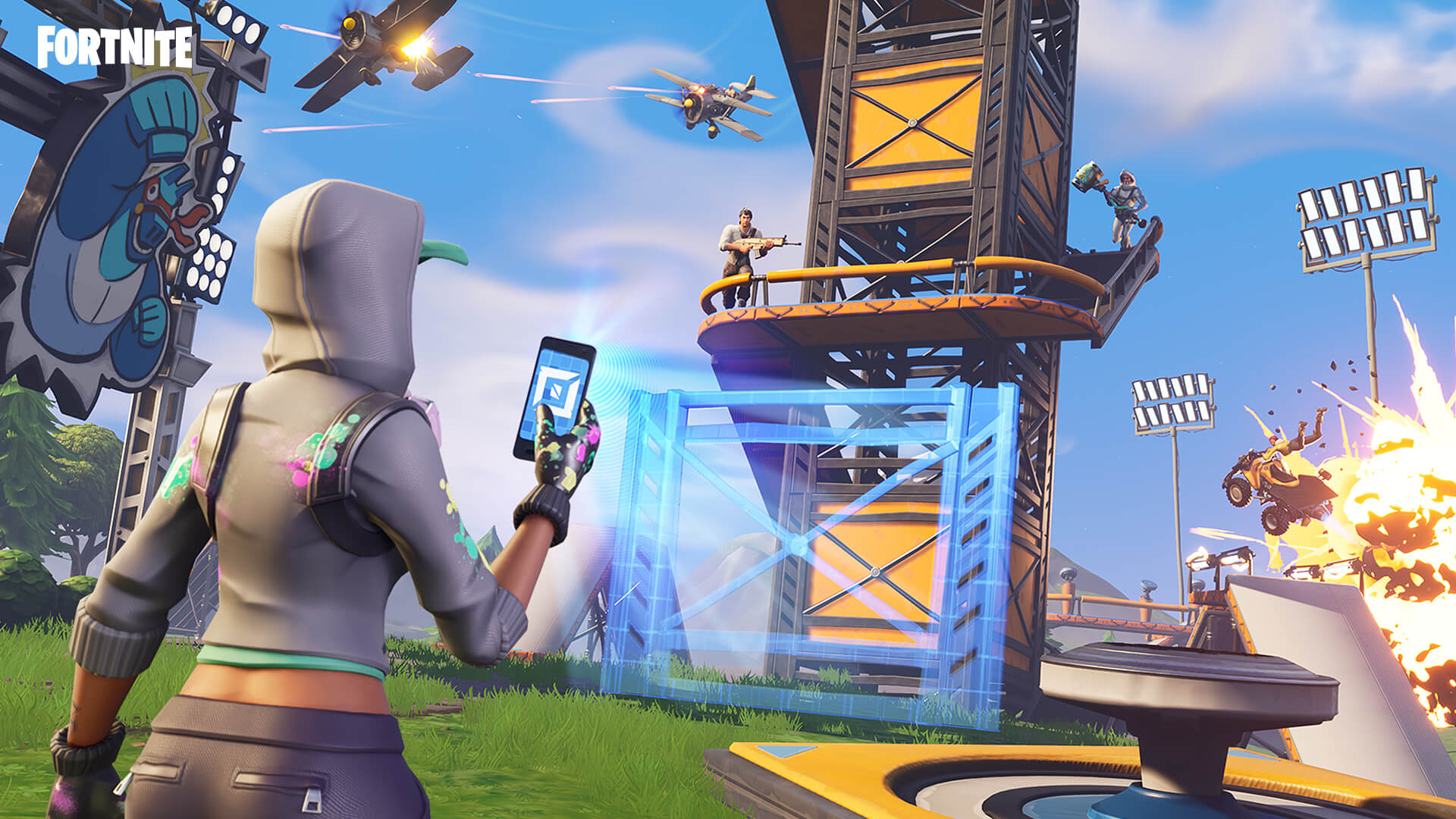 How to Defeat Ruckus in Fortnite