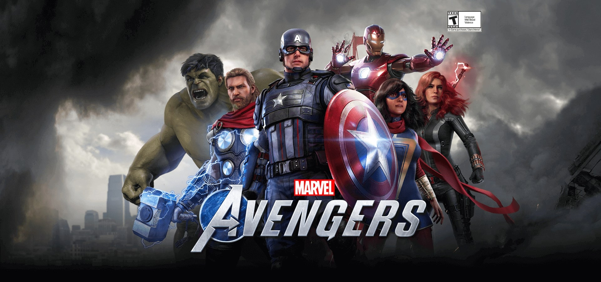 Marvel Avengers Update 1.25