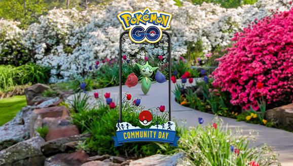 Pokemon Go Roselia Community Day