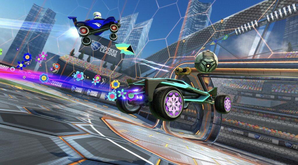 Rocket League Update Version 1.93