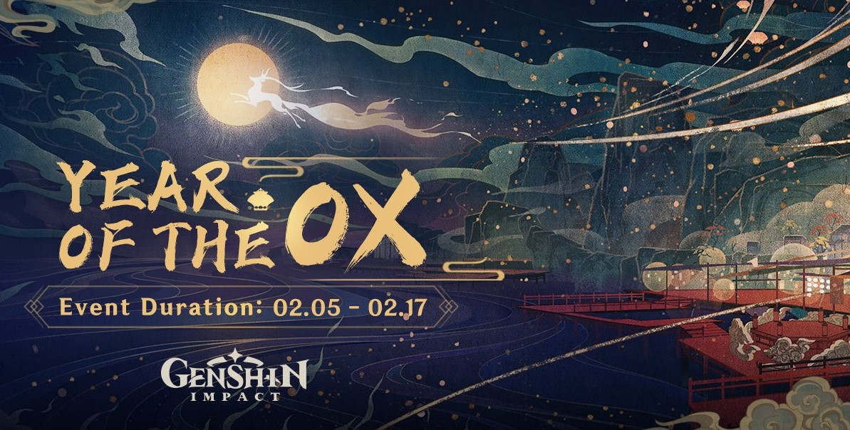 genshin impact year of the ox