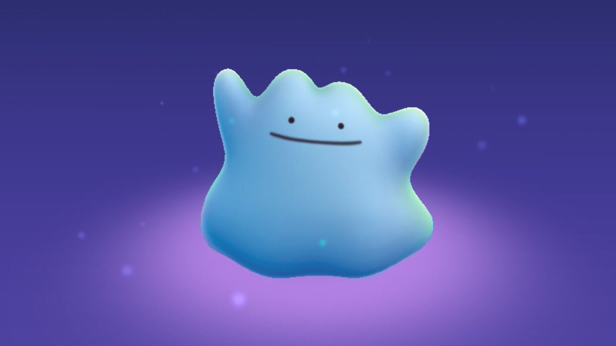 How to Get Shiny Ditto in Pokemon Go