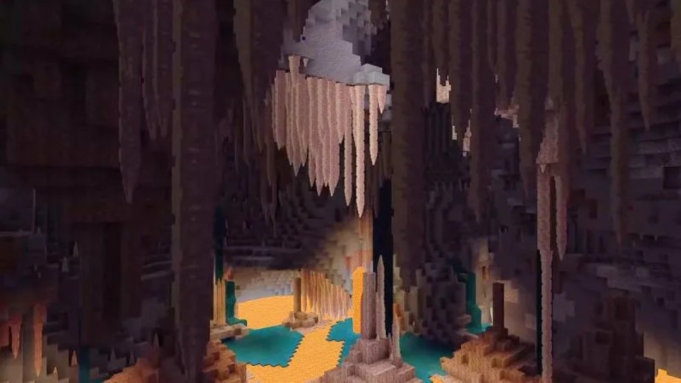 minecraft 1.17 cave update free download