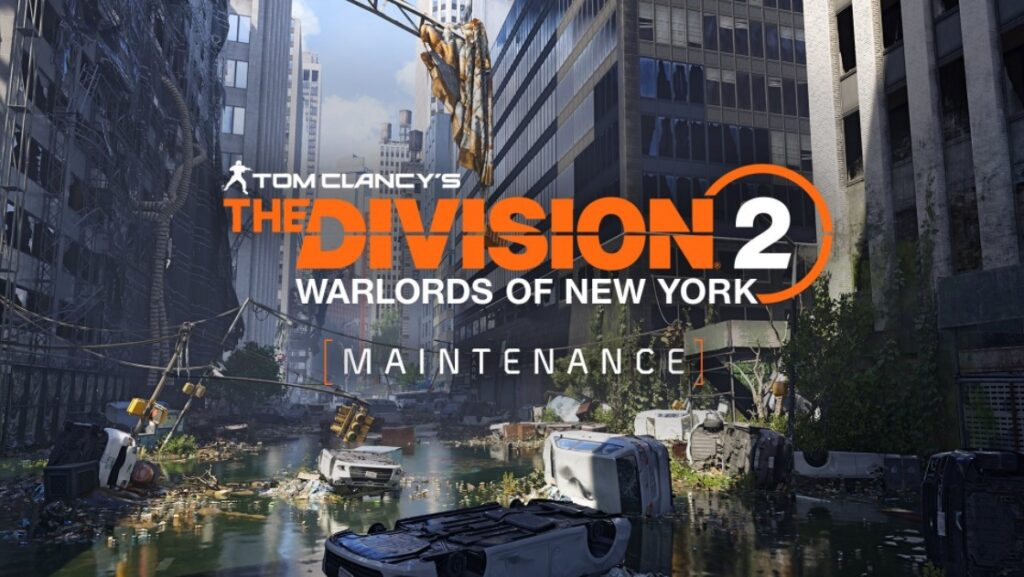 the division 2 server down