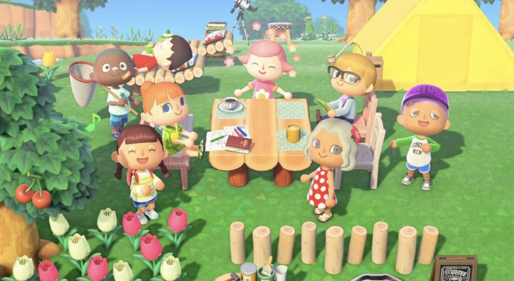 Animal Crossing New Horizons April Fish and Bugs