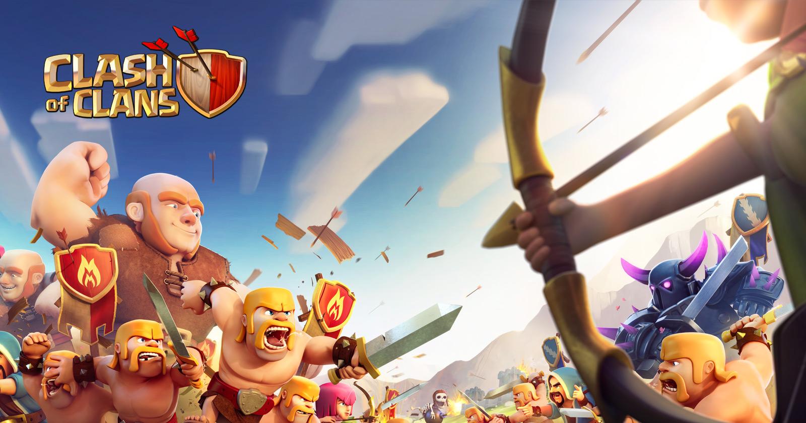 Clash of Clans April 2021 Update