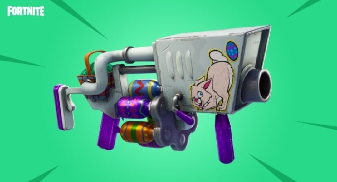 Egg Launcher Fortnite