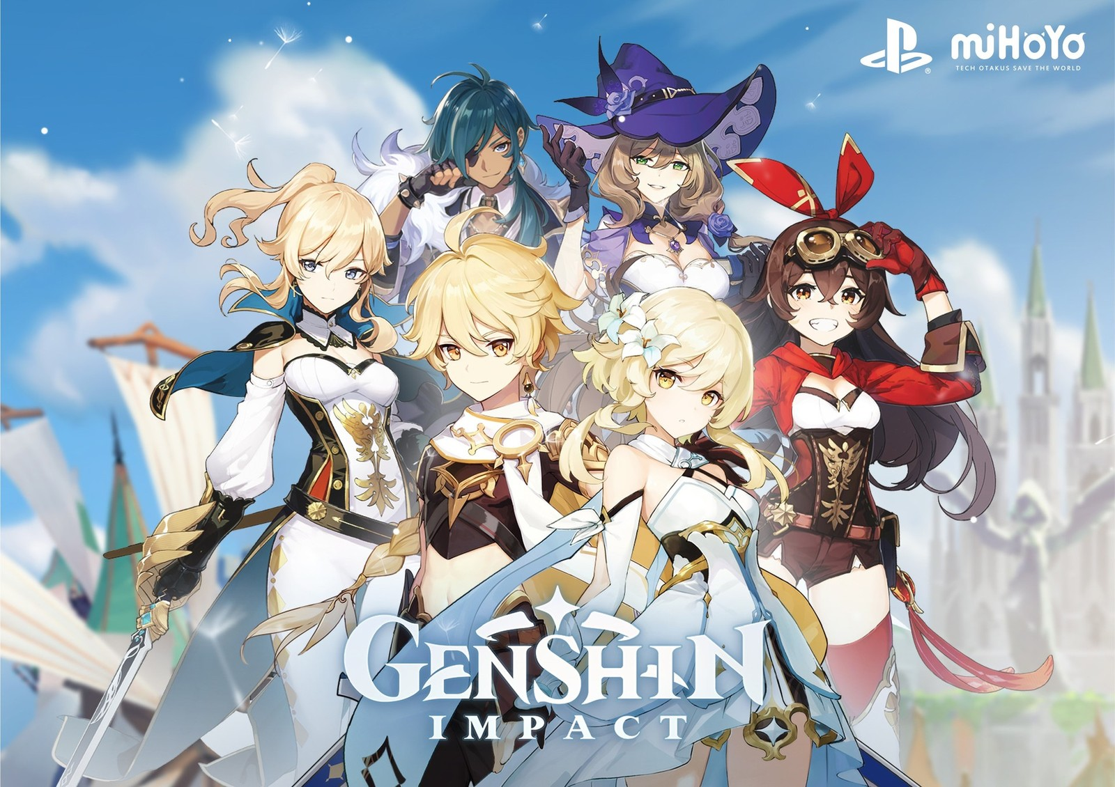 Genshin Impact Daily Check-In