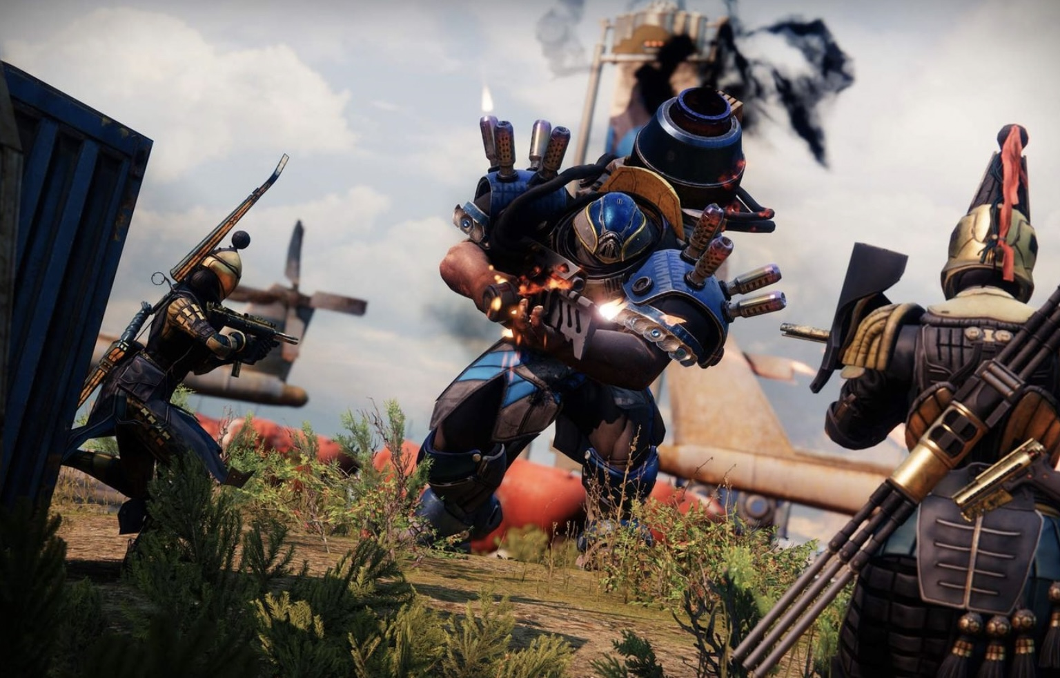 How To Get Cabal Gold in Destiny 2