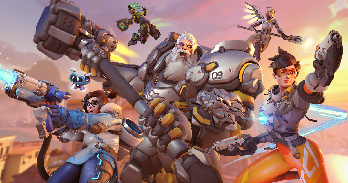 Overwatch Update 3.08 Patch Notes