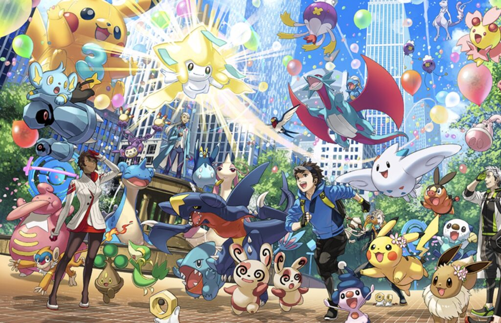 Pokemon Go April 2021 Raid Boss List