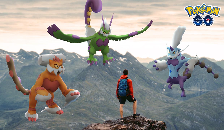 Tornadus Pokemon Go Counters