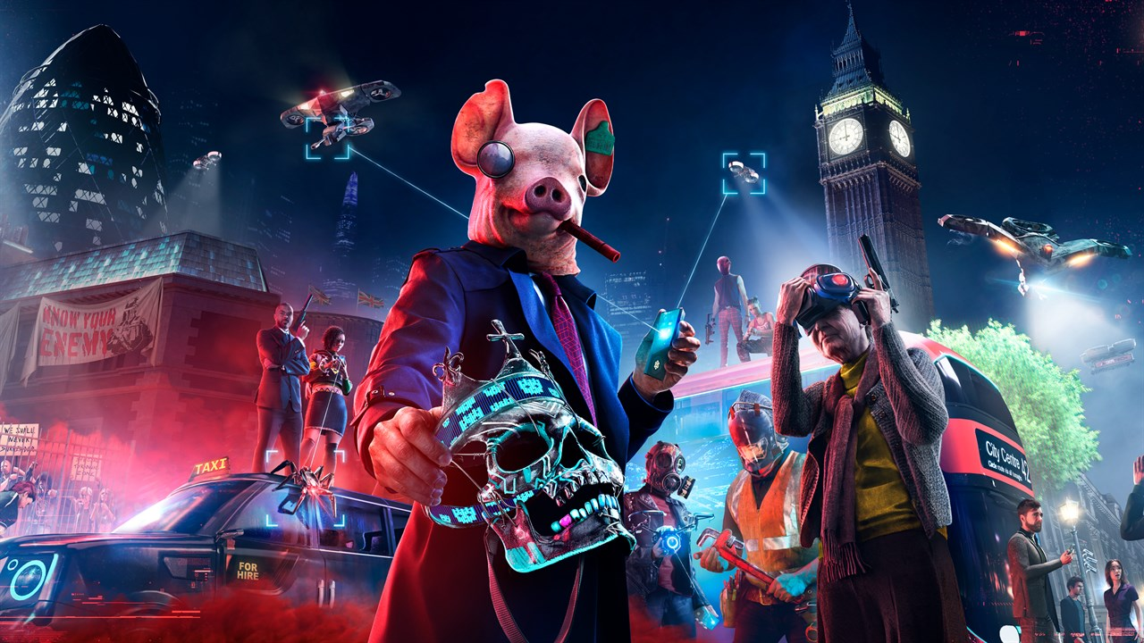 Watch Dogs Legion Update 1.13