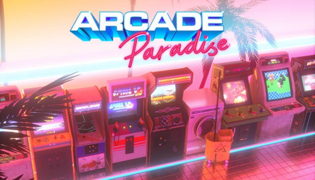 arcade paradise release date