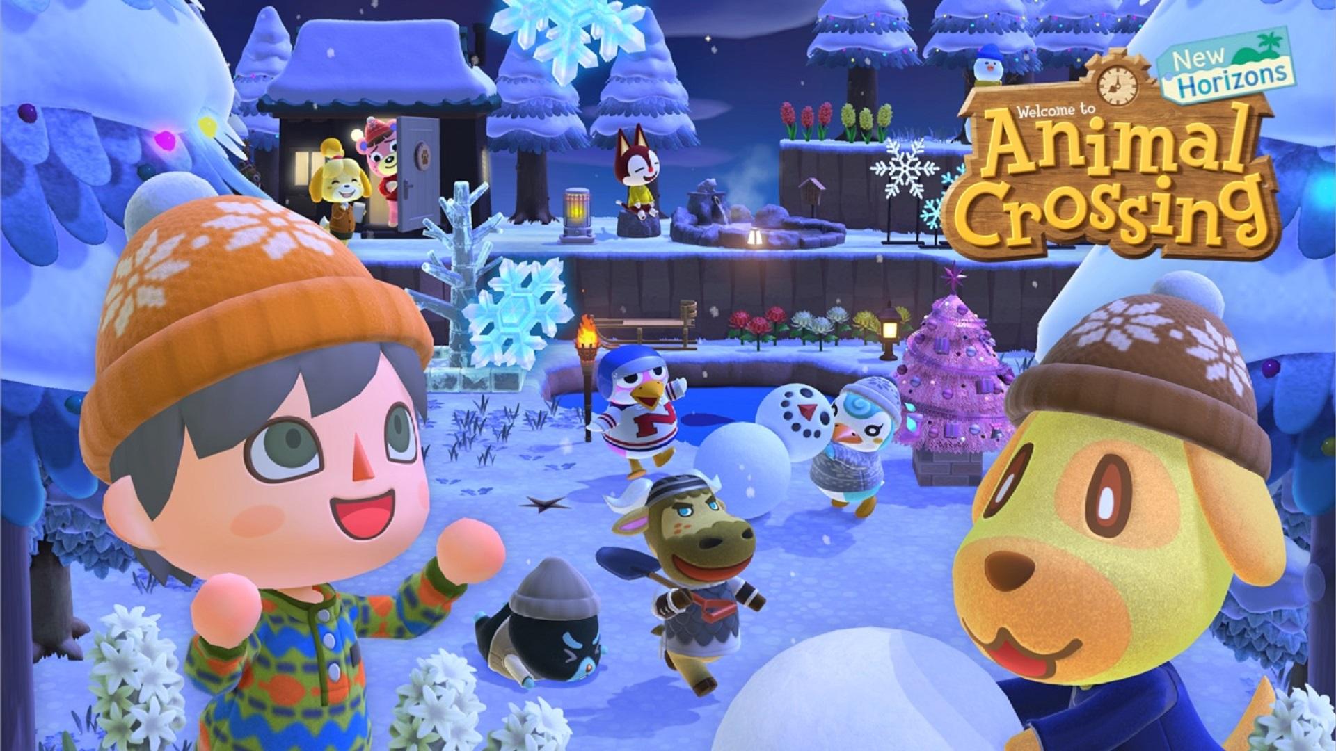 Build A Bear Animal Crossing Collab