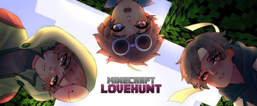 minecraft lovehunt download