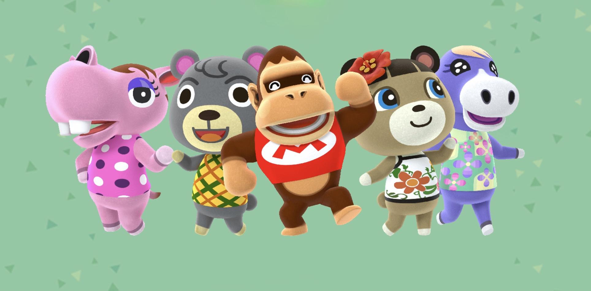Animal Crossing Villager May Birthdays 2021