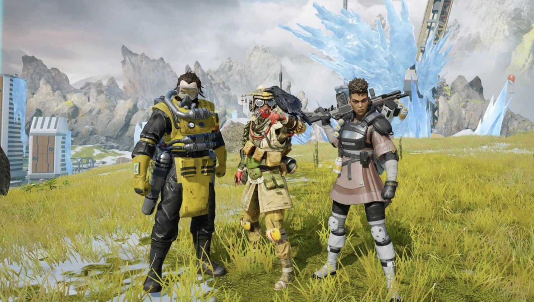 Apex Legends Mobile Pre Register Android