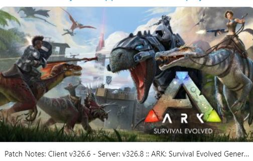 Ark Update Today 29 April
