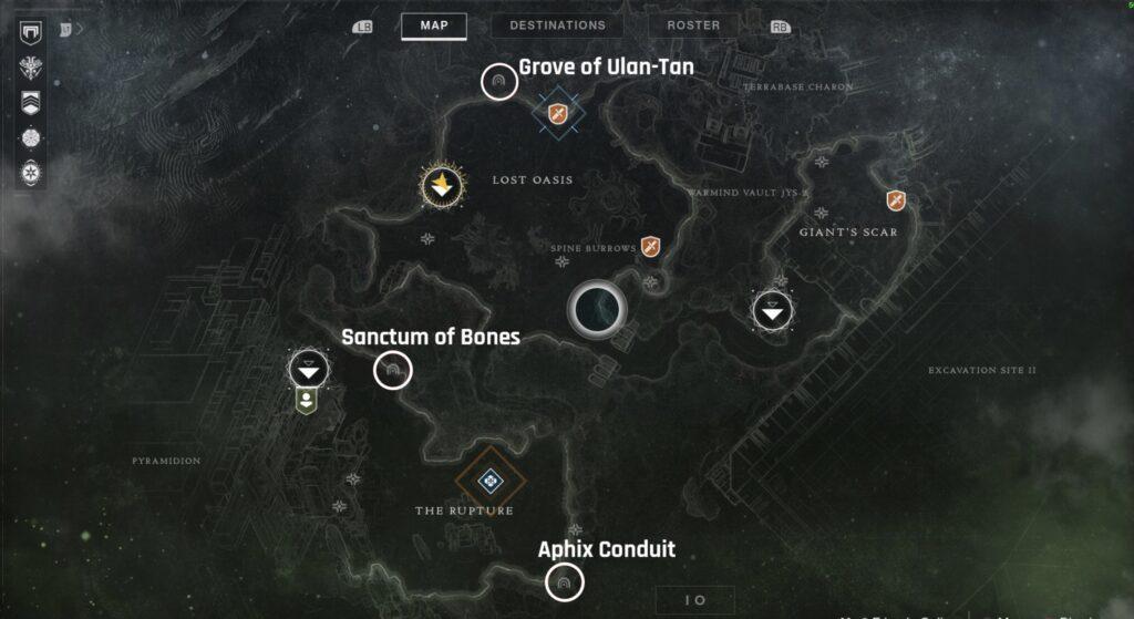 Lost Sector Destiny 2 Mars