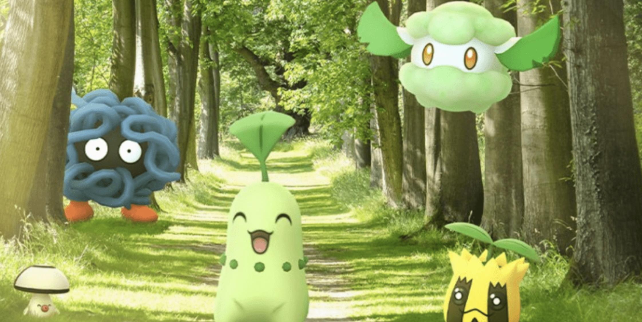 Pokemon Go Global Challenge 2021