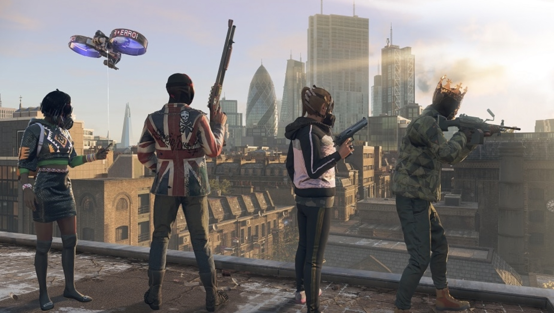 Watch Dogs Legion Parents Guide